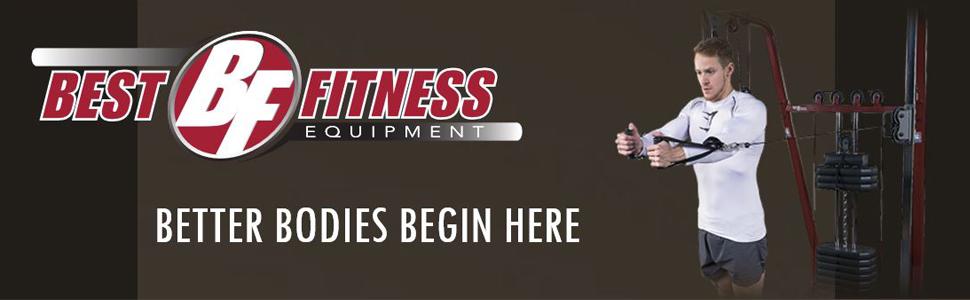 Best Fitness Banner
