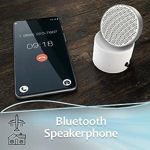 LectroFan Micro2 Bluetooth Speakerphone