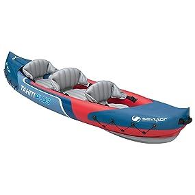 kajak, uppblåsbar kajak, uppblåsbar kajak, kanot, kanadensisk, kayak,sevylor