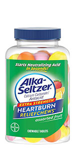 Alka-Seltzer Heartburn ReliefChews