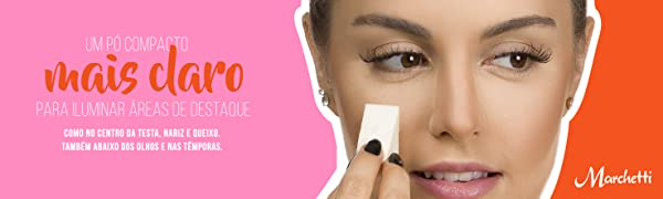 maquiagem, pó compacto, pó, make, makeup, base, corretivo, pele, marchetti