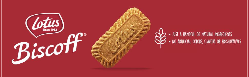 lotus bakeries, biscoff cookies
