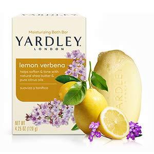 lemon verbena yardley soap