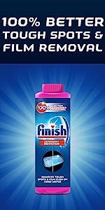 Amazon.com: Finish Jet-Dry Rinse Aid, 23oz, Dishwasher