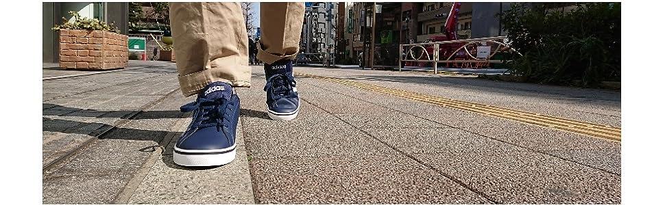 ADIDAS 阿迪达斯 neo ネオ アディダス メンズ 男 男性 靴 シューズ ファッション コーディネート