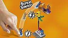 Spider-Man Super Jumper function