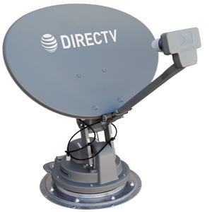 Winegard TRAV'LER SK-SWM3 DIRECTV RV Satellite Antenna