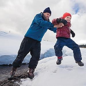 mens winter snow boots