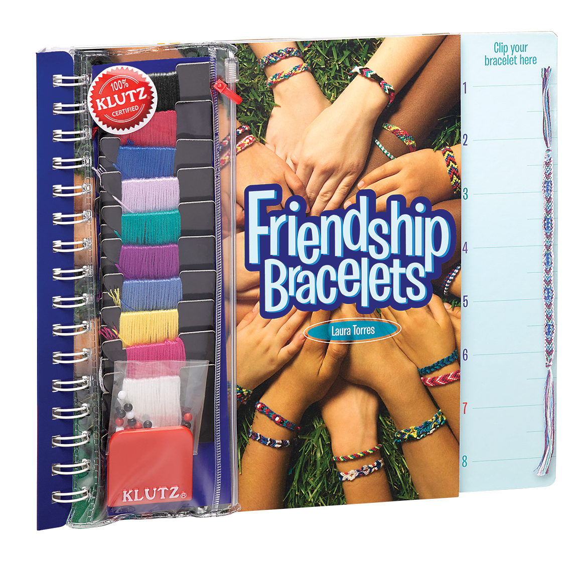how to make personalised friendship bracelets from klutz