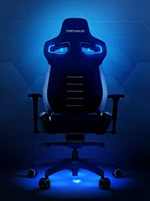 Admirable Vertagear Vg Pl4500 Bl Racing Series P Line Pl4500 Gaming Chair Black Blue Edition Ibusinesslaw Wood Chair Design Ideas Ibusinesslaworg
