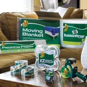 Trust the Duck for Your Moving and Storage Supplies