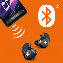 Philips BASS+ SHB4385BK Bluetooth freedom