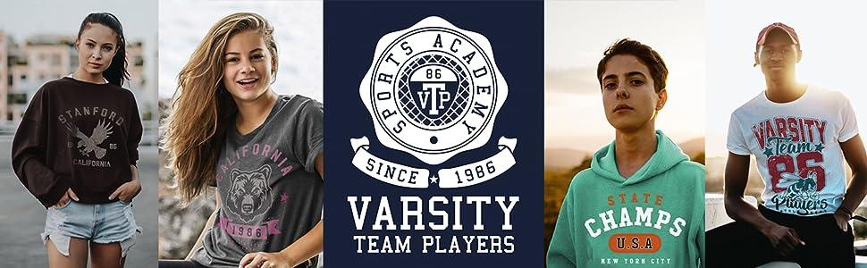 Colegio Vintage Británica Team Herencia Béisbol Moda Ropa Deportes Jugadores Varsity Americana tgqRFZ