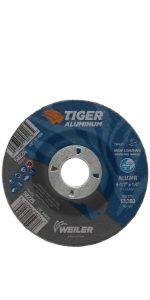 Tiger Aluminum Grinding Wheels