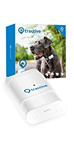 Tractive GPS XL big gps tracker for large dogs