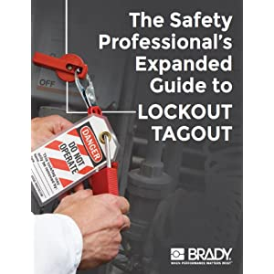 Includes 2 Safety Padlocks 105961 Brady Personal Electrical Lockout Toolbox Kit