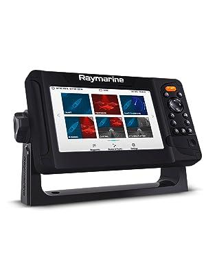 raymarine element sonda plotter gps hypervision 3d sonda pesca