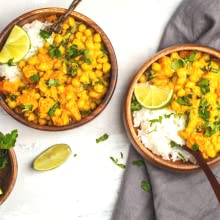 Lemongrass Turmeric Vegan Curry