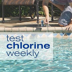 clorox pool app, water testing, pool testing