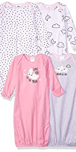 gowns baby gowns baby sleepwear baby pajamas baby pjs