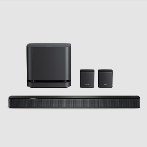 smart soundbar, entry level soundbar, bose soundbar, alexa soundbar, google voice assistant