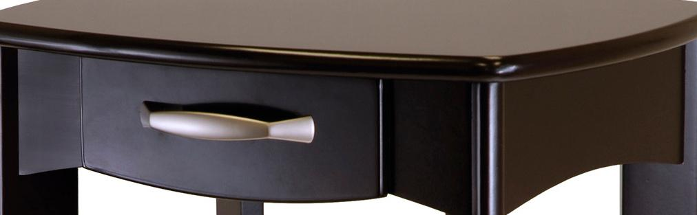 Amazon.com: Winsome Wood – Danica mesa auxiliar: Kitchen ...