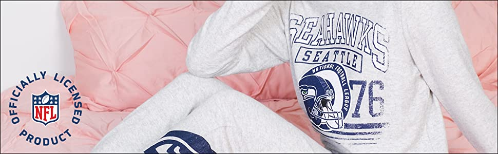 Icer brands NFL Lounge Joggers Sweatpants Sweater Sweatshirt