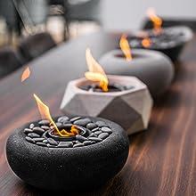 TerraFlame Fire Bowl Tabletop Collection