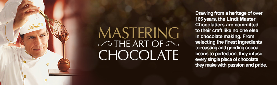 Mastering the art of Chocolate