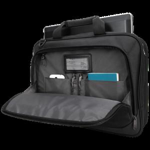 Clamshell, Briefcase, Laptop, Case, Bag, Padded, Lightweight, Topload, Messenger, Bag, Carry, Travel