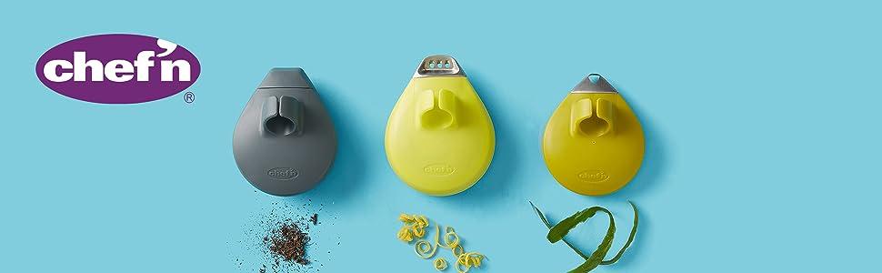 Chef'n Tasteful Ingenuity Gadgets and Tools