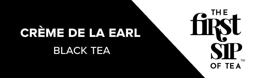 creme de la earl black tea