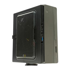 CAJA ORDENADOR ITX UK 1007 UK1007 USB 3.0 VESA CARDREADER SOBREMESA COMPACTA BARATA PROFESIONAL
