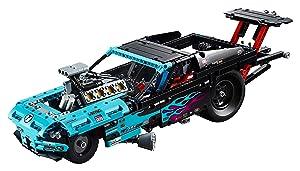 Lego 42050 Technic Drag Racer Car Toy Amazoncouk Toys Games