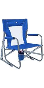 Freestyle Rocker · Firepit Rocker · Beach Rocker · Pico Arm Chair ·  Quick E Seat