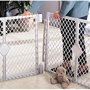 Amazon Com North States 192 Superyard Indoor Outdoor 6 Panel Play