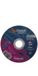Tiger Ceramic Cutting Wheels