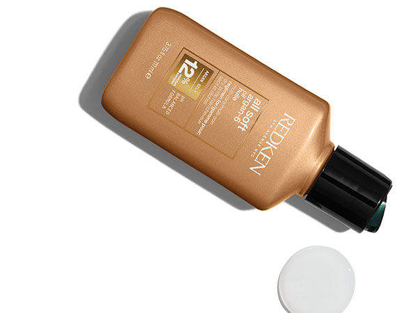 redken all soft conditioner, shampoo, treatment, dry hair