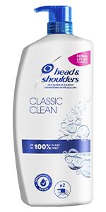 Shampoo Classic Clean
