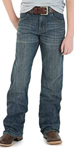 Wrangler Retro Relaxed Fit Boot Cut Jean