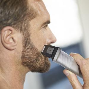 Philips Barbero MG7710/15 - Recortador de barba y precisión 12 en ...