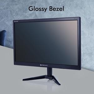 Glossy Bezel