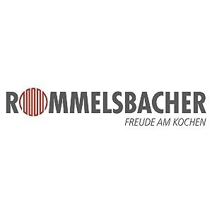 ROMMELSBACHER Firmenlogo Freude am Kochen