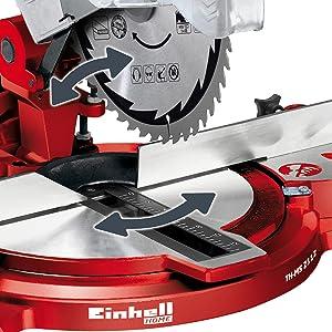 Einhell Sega a taglio obliquo TC-MS 2112