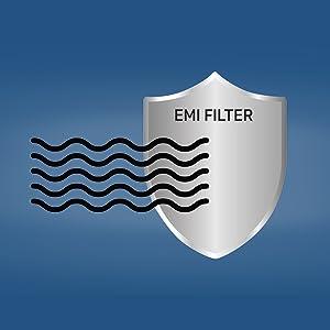 EMI FILTER ENABLED