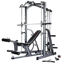Marcy Mwb1282 Platinum Smith Machine Home Gym With Weight