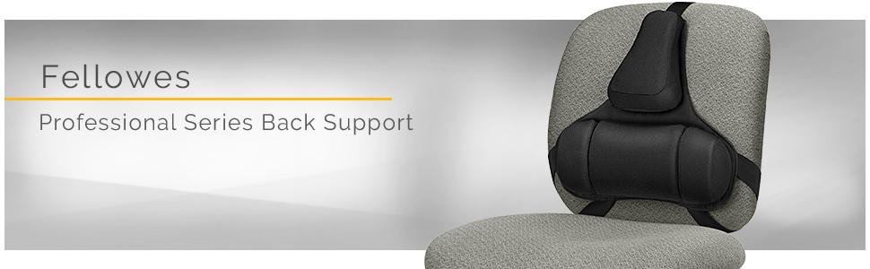back support, back rest, back rests, backrest, backrests, fellowes, ergo, ergonomics