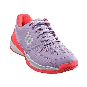 Wilson Rush Comp W, Zapatillas de Tenis para Mujer