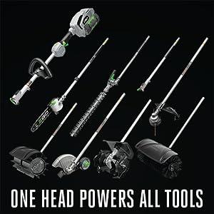 EGO, power head