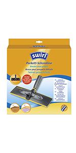 12 Swirl H43 Staubbeutel H 43 Papier